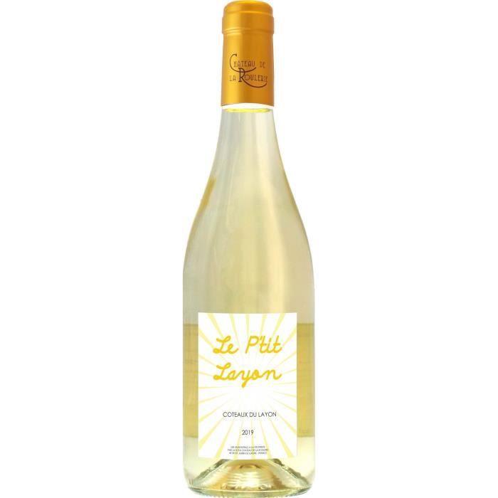 Château de la Roulerie 2019 Coteaux du Layon - Vin blanc de La Loire