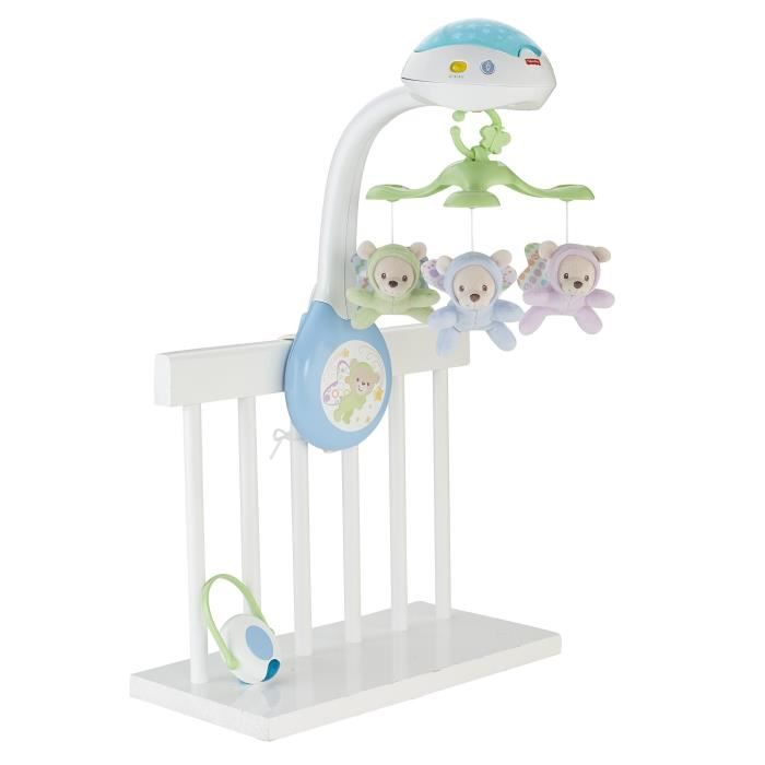 FISHER-PRICE - Mobile Doux Rêves Papillons