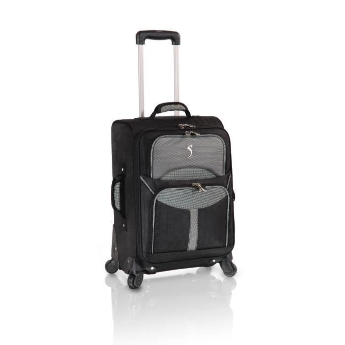 HORIZON Valise trolley 4 roues Cabine Expert 51 cm