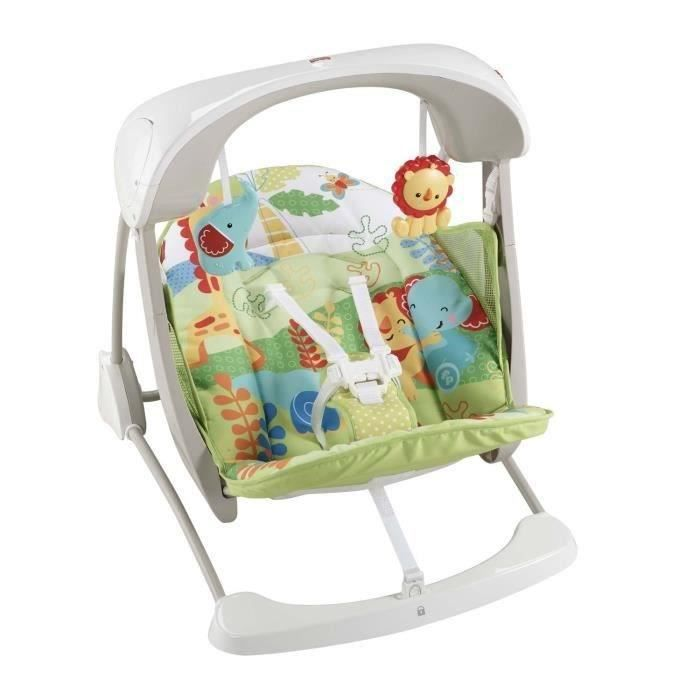 FISHER-PRICE Balancelle Compacte 2 En 1