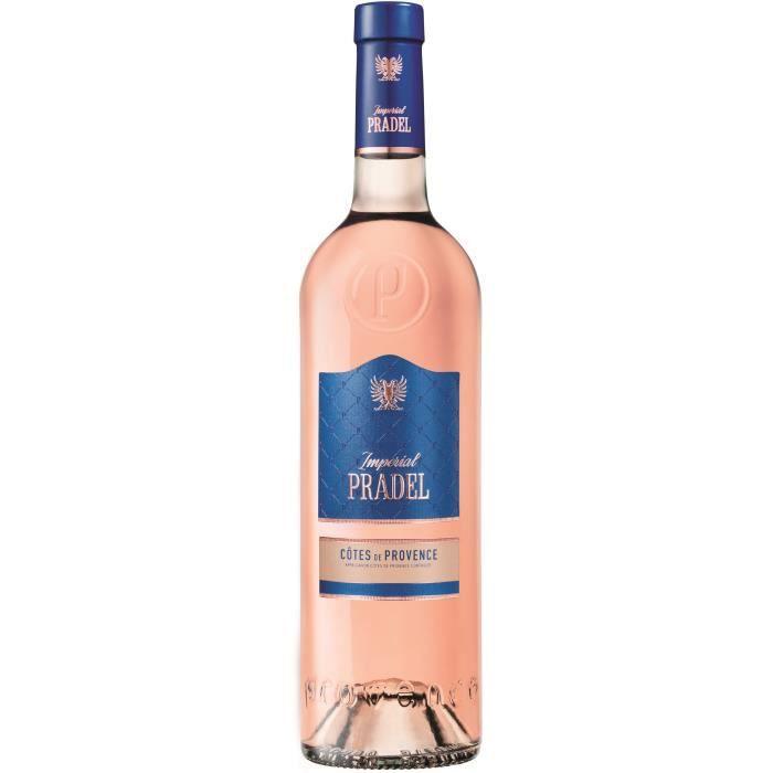 Imperial Pradel 2020Côtes de Provence - Vin rosé de Provence