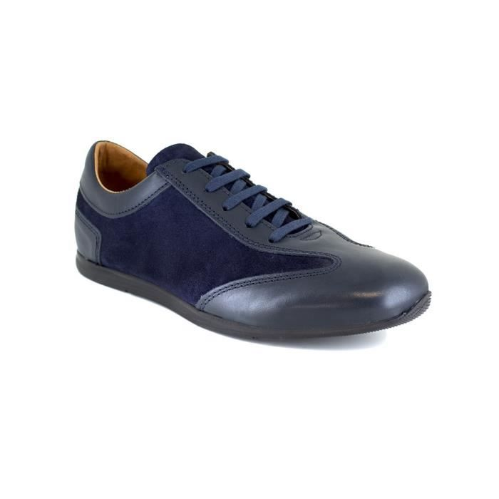 J.BRADFORD JB-MIDLAND Marine Chaussure Homme