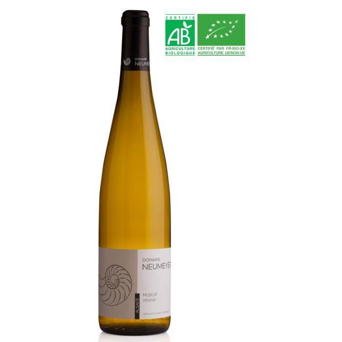 Domaine NEUMEYER 2018 Muscat - Vin blanc d'Alsace - Bio