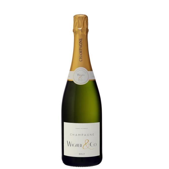 Champagne Wagner & Co Brut - 75 cl