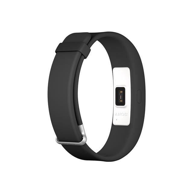 Sony SmartBand 2 Traqueur d'activité avec un capteur de fréquence cardiaque - Noir New