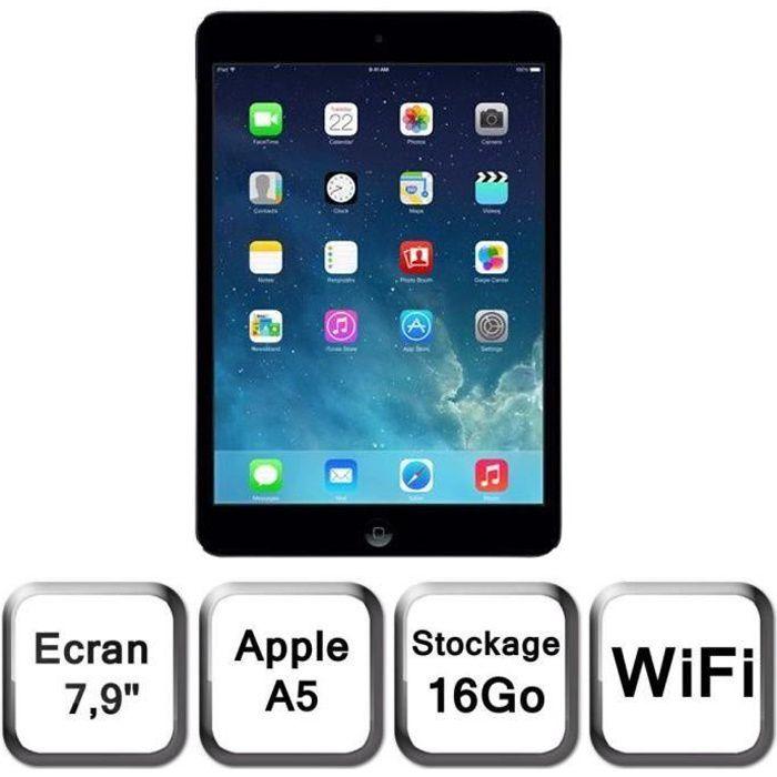 Apple Ipad mini Wi Fi 16 Go Gris sidéral