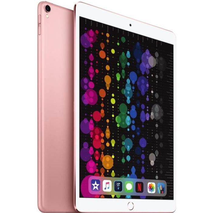 Ipad Pro 10,5'' 64Go Wifi + Cellular Rose Gold 2017