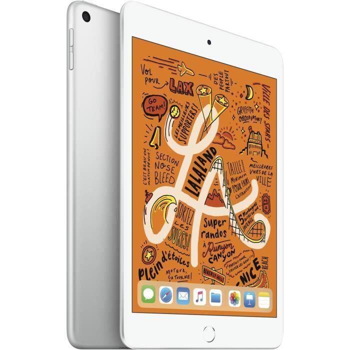 iPad NEW iPad mini 7,9 Wi-Fi 64Go - Argent