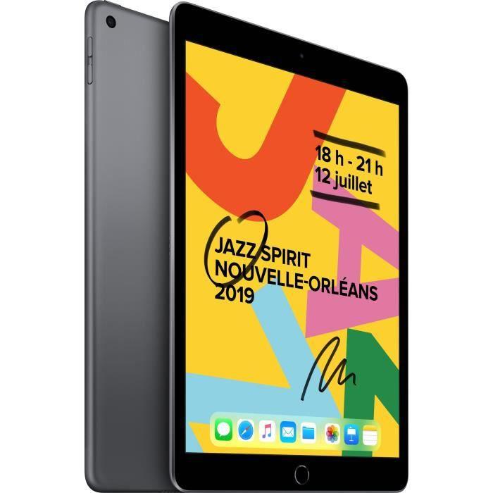 iPad - 32 Go (Gris sidéral)
