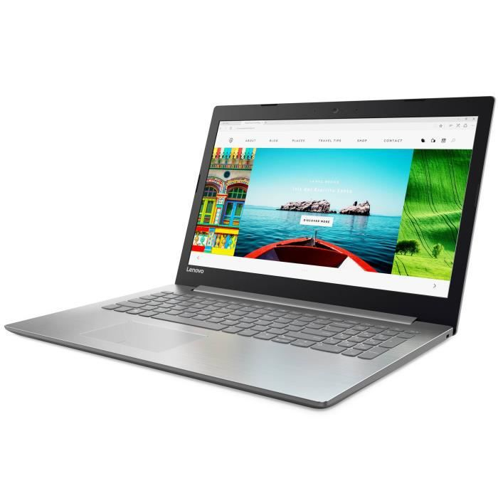 Ordinateur Portable - LENOVO Ideapad 330-15AST - 15,6 pouces HD - AMD A4-9125 - RAM 4Go - Stockage 1To HDD - AMD Radeon R3 - Win 10