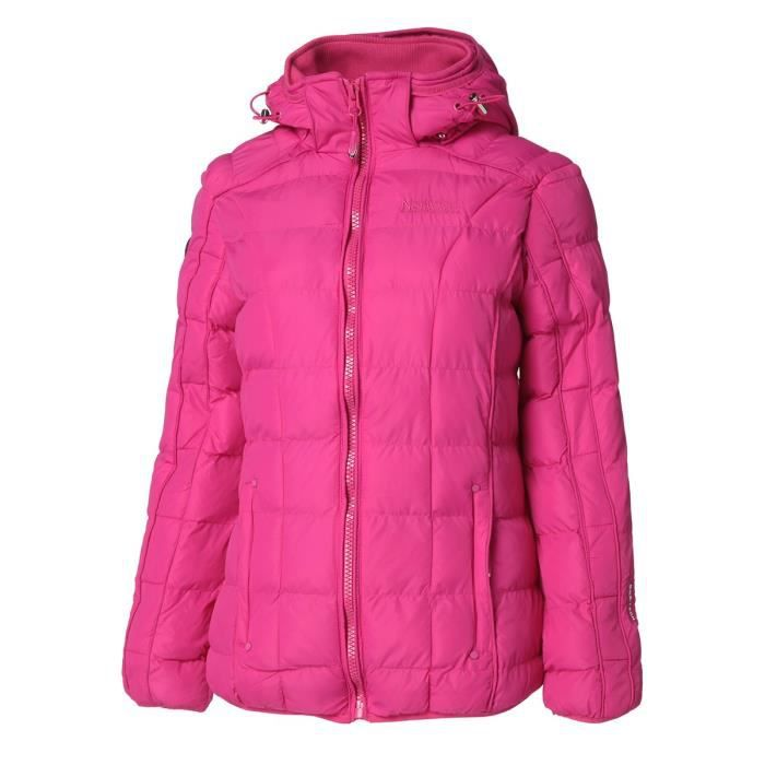 GEOGRAPHICAL NORWAY Blouson Babette Short New 056 - Femme - Fuschia