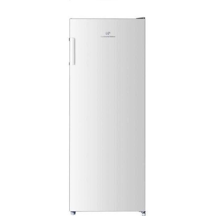 CONTINENTAL EDISON Congélateur armoire 166L, Total No Frost L 54 cm x H 144,3 cm, Blanc
