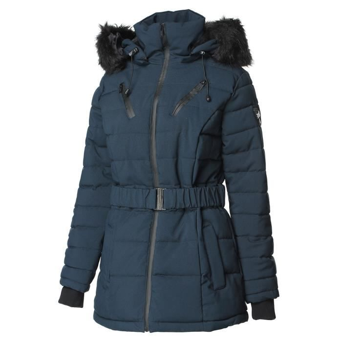 GEOGRAPHICAL NORWAY Parka Chic 079 - Femme - Marine