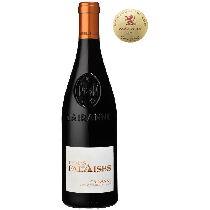 Le Mas des Falaises 2019 Cairanne - Vin rouge de la Vallée du Rhone