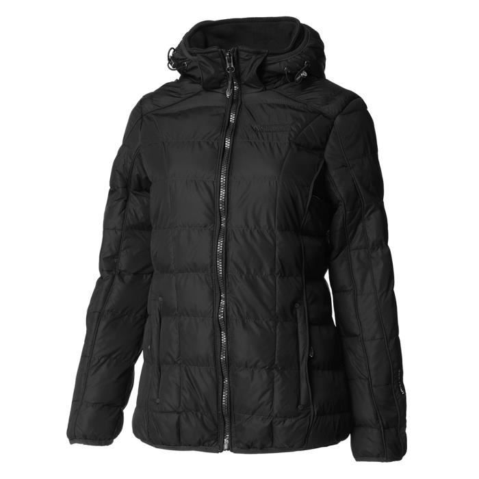 GEOGRAPHICAL NORWAY Blouson Babette Short New 056 - Femme - Noir