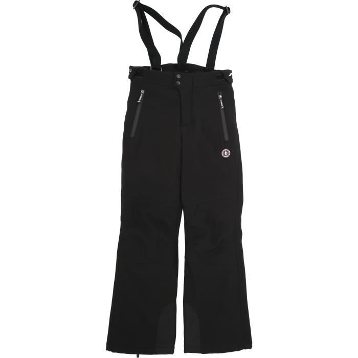 NORTHVALLEY Pantalon de ski Meryl Kid - Junior - Noir