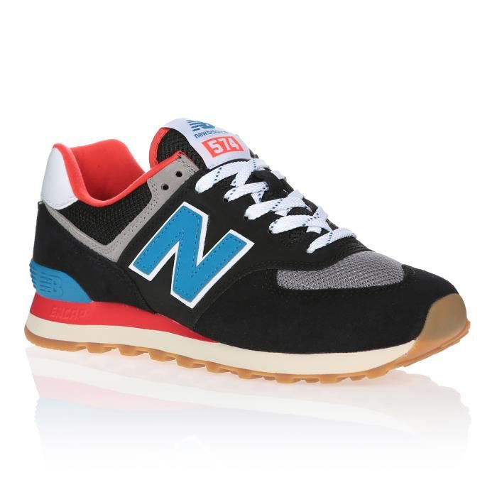 NEW BALANCE Baskets ML574SOV Noir Homme