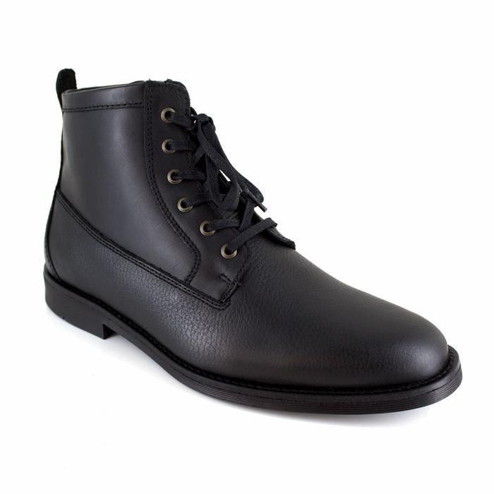 J.BRADFORD Chaussures Bottines JBAPPLENO Noir Homme