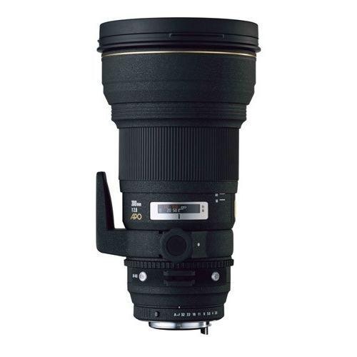 SIGMA 300 mm F2.8 APO DG EX HSM pour Canon