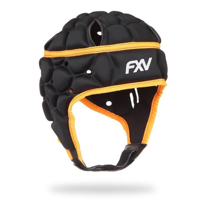 FORCE XV Casque Airflex - Enfant - Noir et Orange
