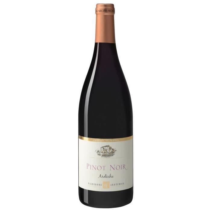 Vignerons Ardéchois 2017 Côteaux de l'Ardèche - Vin rouge de la Vallée du Rhône
