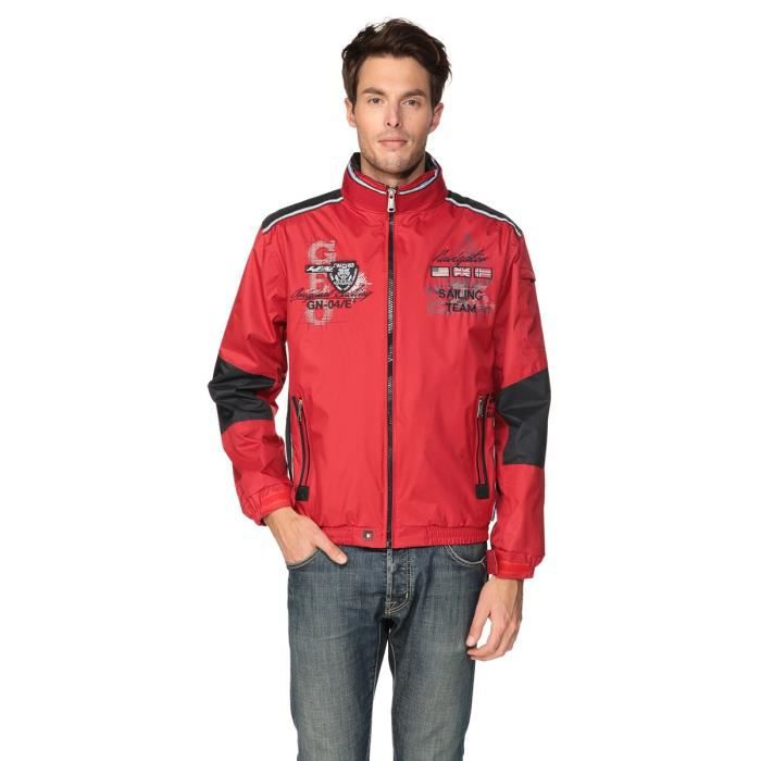 GEOGRAPHICAL NORWAY Blouson de Ski Chrome Homme