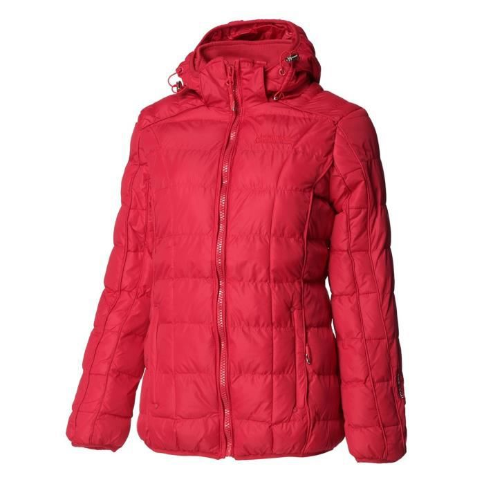 GEOGRAPHICAL NORWAY Blouson Babette Short New 056 - Femme - Rouge
