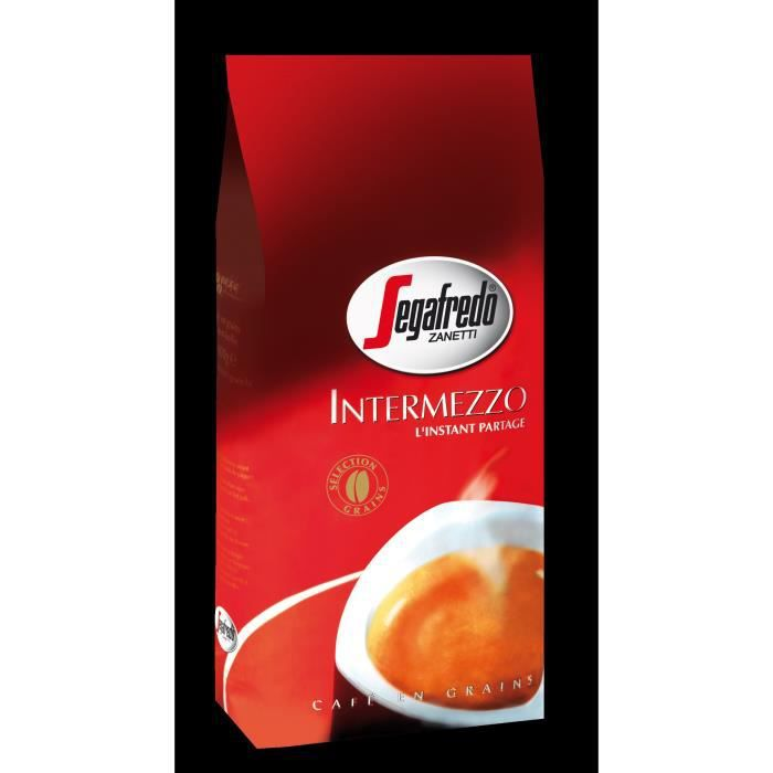INTERMEZZO Selection Grain - 1 Kilo Segafredo
