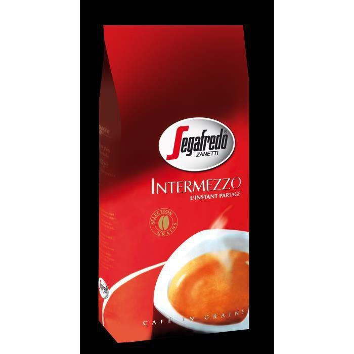 INTERMEZZO Selection Grain - 1 Kilo Segafredo