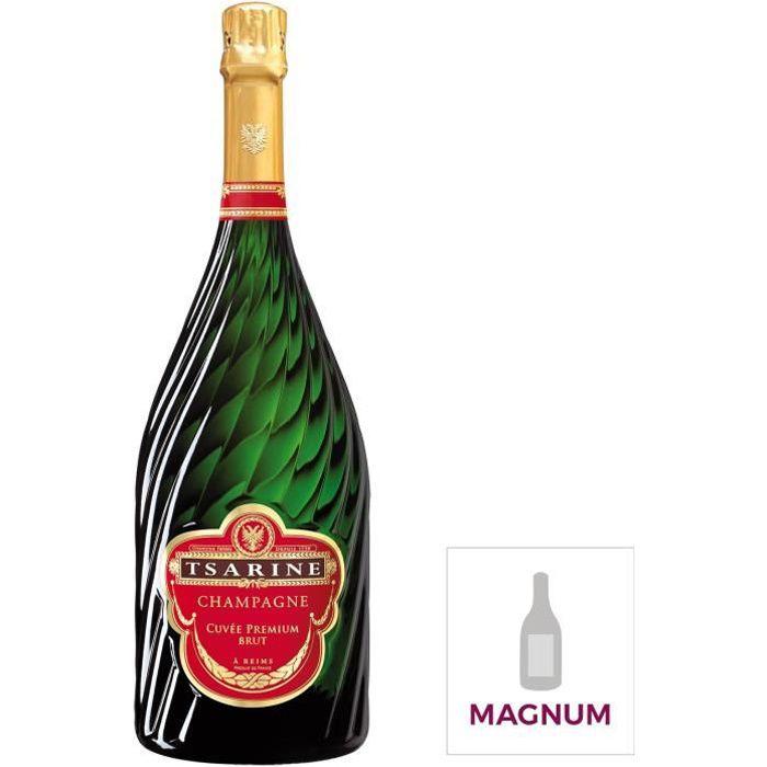 Champagne Tsarine Cuvée Premium Brut - Magnum 1,5 L