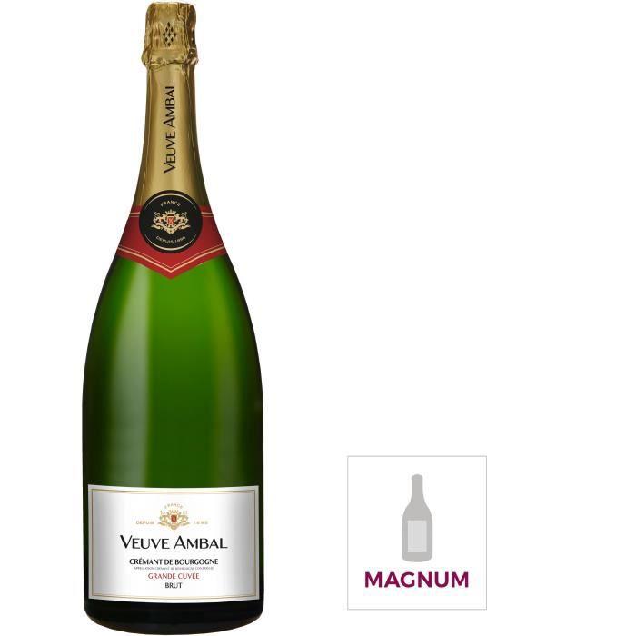Veuve Ambal Grande Cuvée - Crémant de Bourgogne Magnum 150 cl