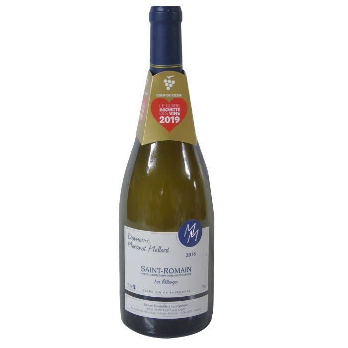 Domaine Martenot Mallard 2016 Saint-Romain - Vin Blanc de Bourgogne