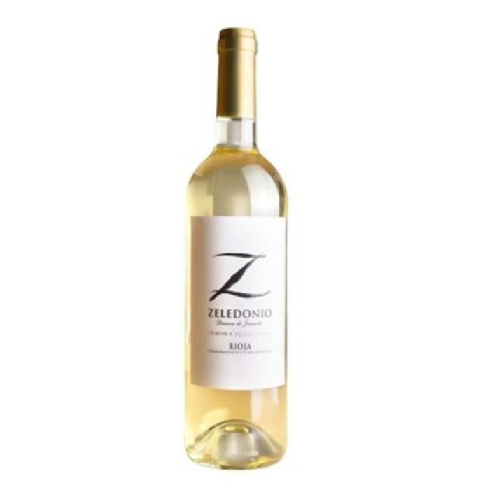 BODEGA DOMECO DE JARAUTA 2016 Zeledonio Blanco Rioja - Vin Blanc - 75 cl