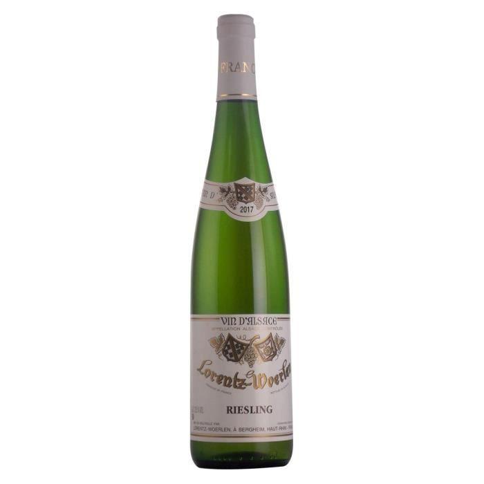 Gustave Lorentz 2018 Riesling - Vin blanc d'Alsace - Bio