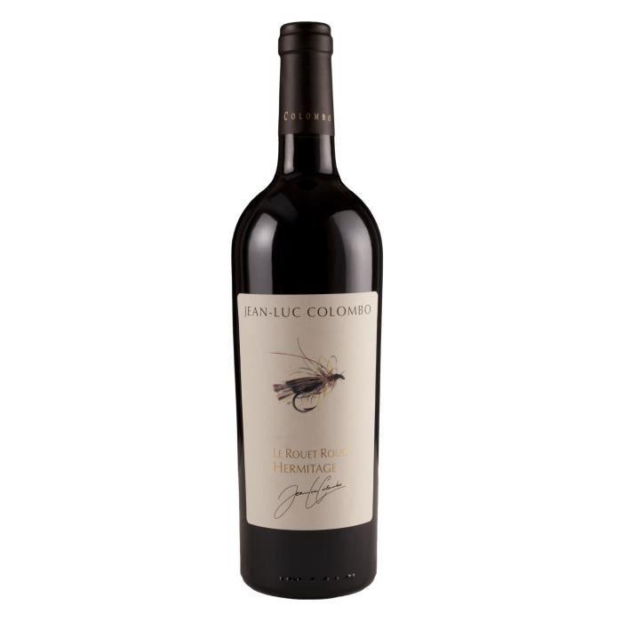 Jean Luc Colomb Le Rouet 2017 Hermitage - Vin rouge de la Vallée du Rhône - Bio