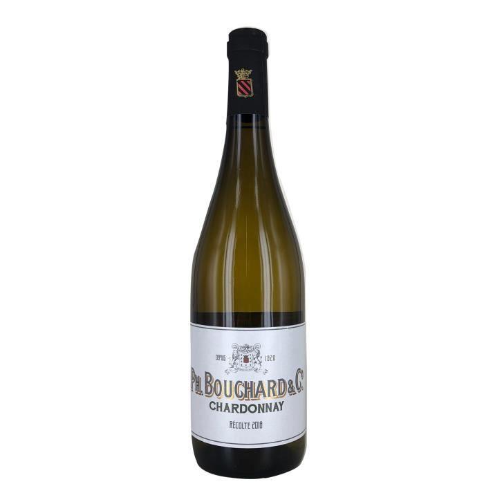 Philippe Bouchard Chardonnay - Vin blanc de Pays d'Oc