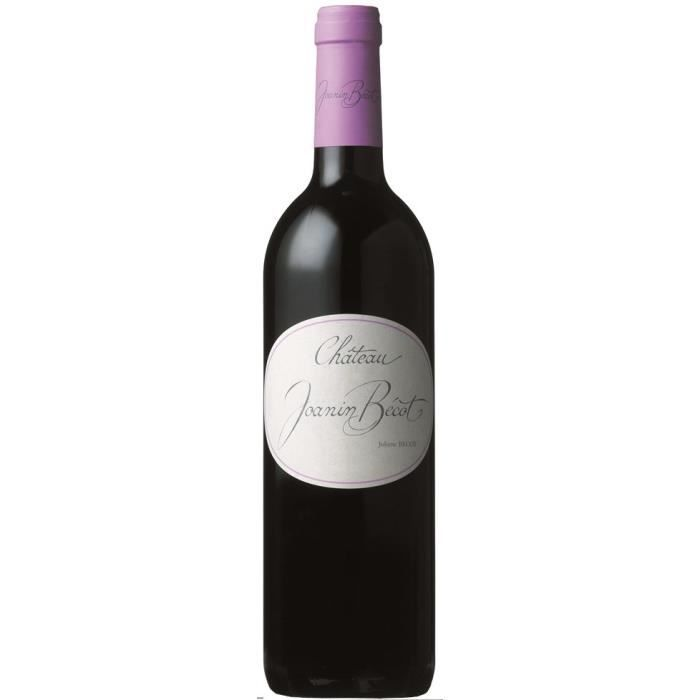 Château Joanin Bécot 2018 Castillon Cotes de Bordeaux - Vin rouge de Bordeaux