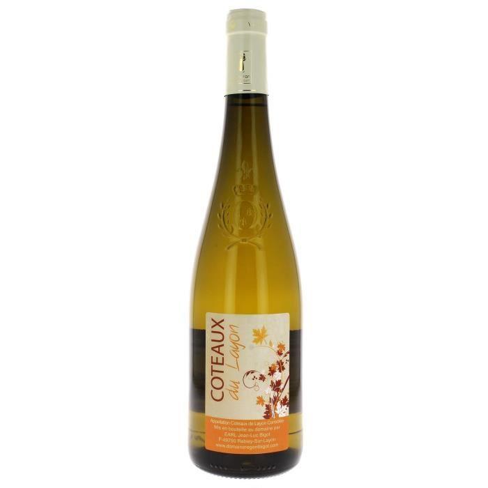 Domaine Regent Bigot 2018 Coteaux du Layon - Vin blanc de la Vallée de la Loire