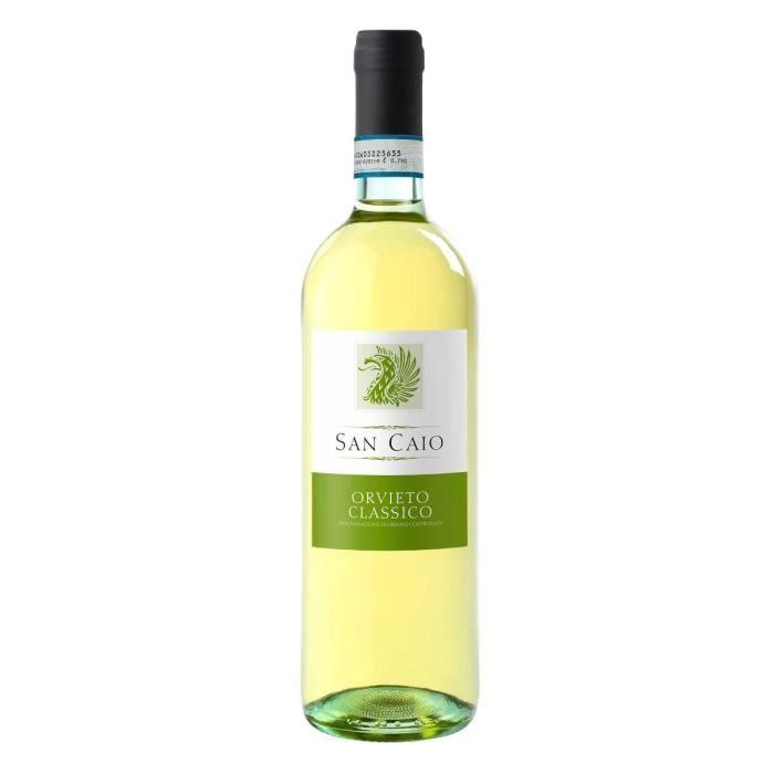 San Caio Procanico Verdello 2018 Orvieto Classico - Vin blanc d'Italie