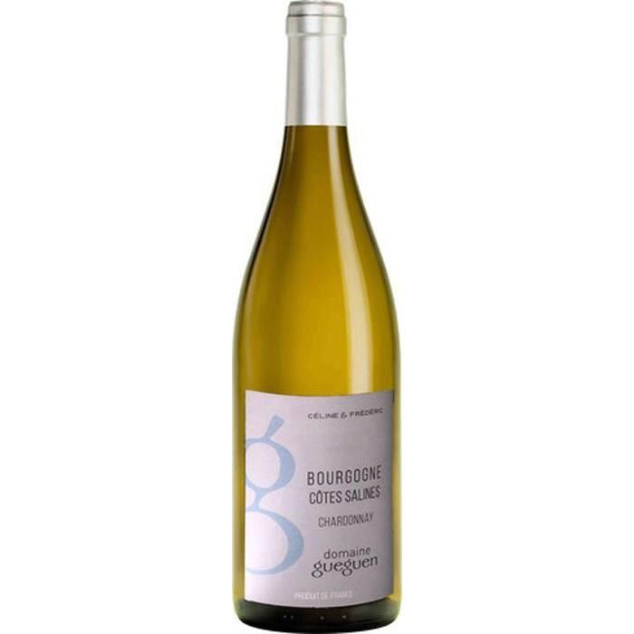 Domaine Gueguen 2019 Bourgogne Chardonnay - Vin blanc de Bourgogne