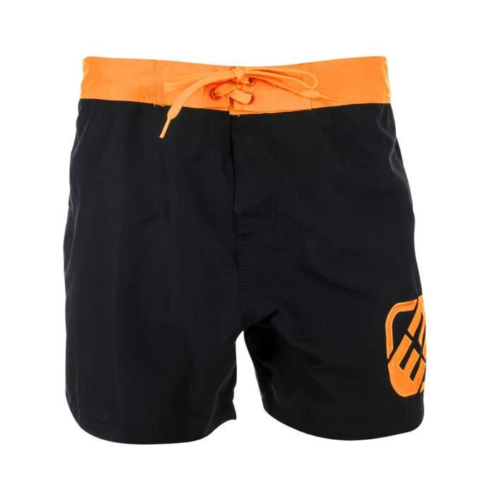 FREEGUN Boardshort Court - Homme - Orange