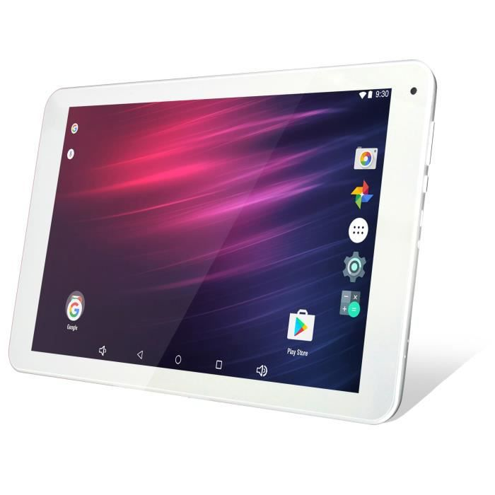 LOGICOM Tablette tactile M BOT TAB 100 10,1'' HD IPS - RAM 1Go - Android 6.0 - Quad Core 1,3Ghz - Stockage 16Go - WiFi/Bluetooth