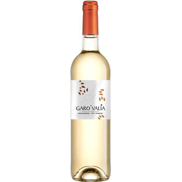 Garovalia 2019 Côtes de Gascogne - Vin blanc du Sud Ouest