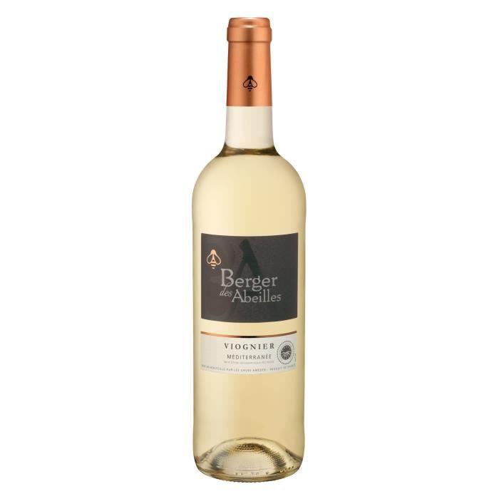 Berger des Abeilles Viognier IGP Méditerranée - Vin blanc