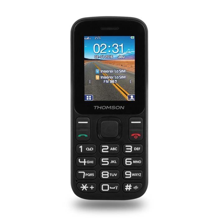 THOMSON TLINK12 GSM Noir