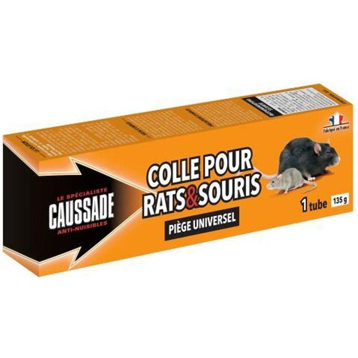 CAUSSADE Colle rats et souris – 135gr