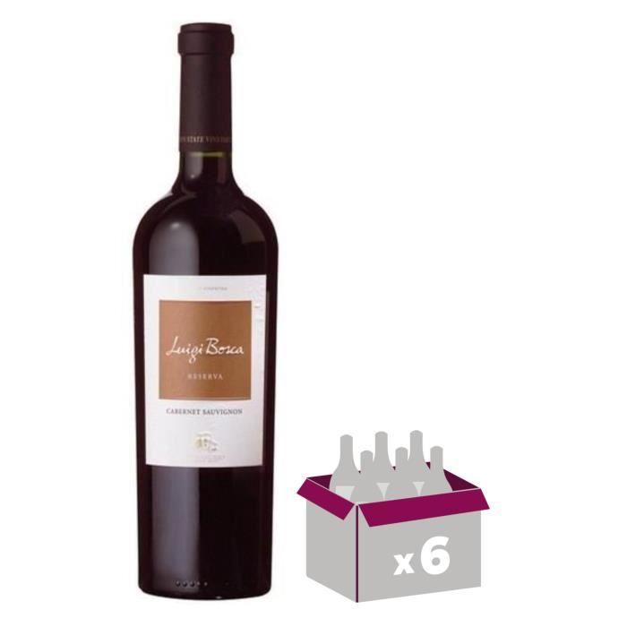 Lungi Bosca Reserva Cabernet Sauvignon - Vin rouge d'Argentine