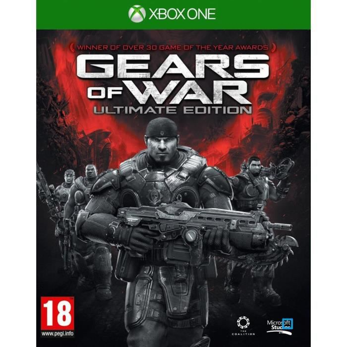 Gears Of War Ultimate - Jeu Xbox One
