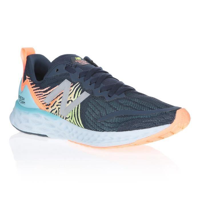 NEW BALANCE Chaussures de running WTMPONP Femme Bleu Marine