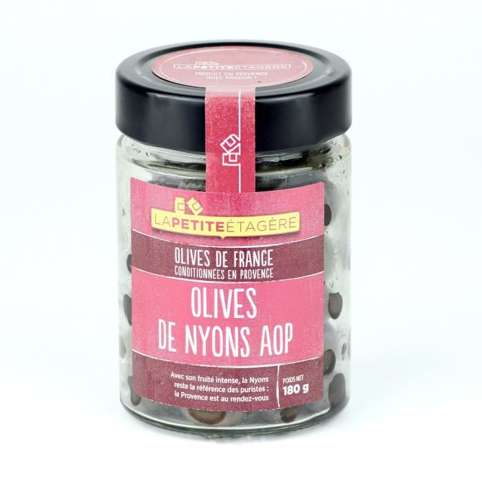LA PETITE ETAGERE Olives de Nyons AOP - 180 g